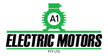 A1 Electric Motors Logo